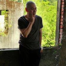 Afternoon: Tsai Ming-Liang in un'immagine del film