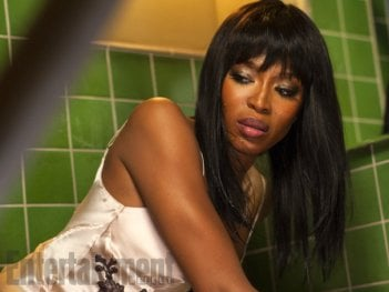 American Horror Story: Hotel - la modella Naomi Campbell interpreta Claudia
