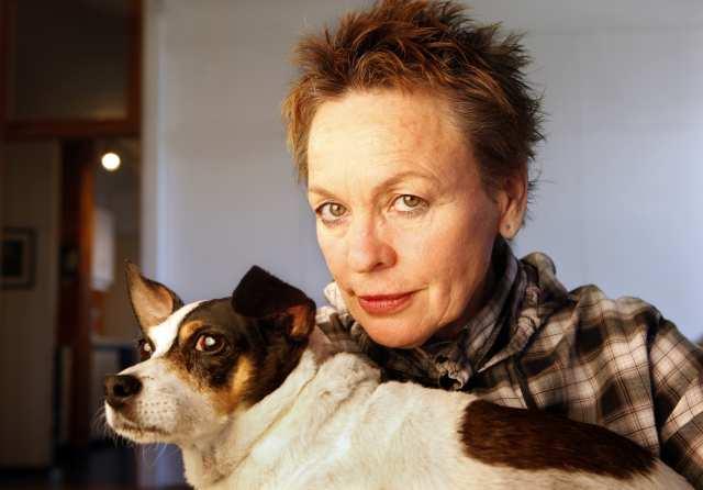 Heart of a Dog: Laurie Anderson con il suo cane