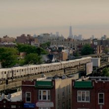 In Jackson Heights: un fotogramma del documentario statunitense