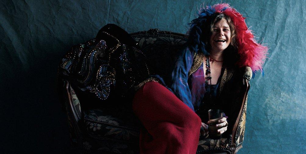 Janis: un'immagine del documentario dedicato a Janis Joplin pubblicata sul sito del Festival di Toronto