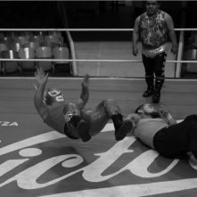 La calle de la Amargura: una suggestiva immagine di un combattimento