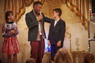 Partisan: una scena con Vincent Cassel e Jeremy Chabriel