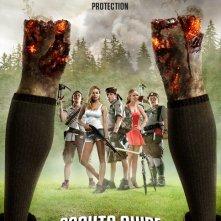 Scouts Guide to the Zombie Apocalypse: La nuova locandina