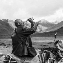Tharlo: un fotogramma del film di Pema Tseden