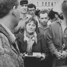 The Event: un'immagine tratta dal documentario di Sergei Loznitsa
