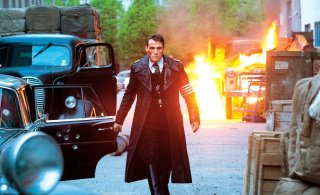 The Man in the High Castle: una scena della serie