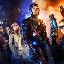 Legends of Tomorrow: un poster dedicato ai protagonisti della serie