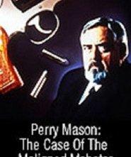 Locandina di Perry Mason - Omicidio sull'asfalto