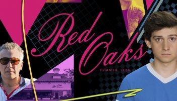 Red Oaks: un banner promozionale della serie