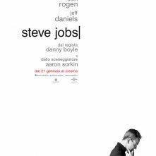 Steve Jobs: ecco la locandina italiane del film