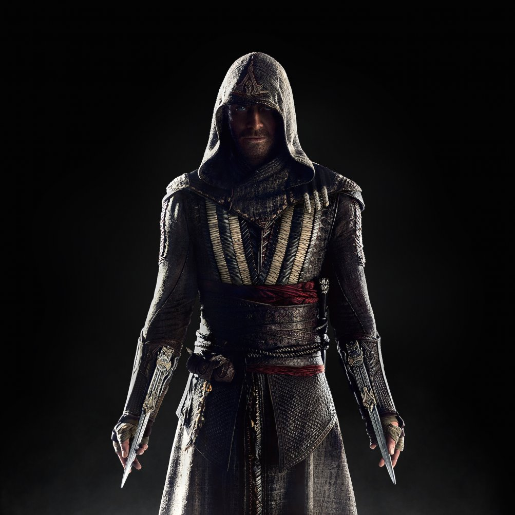 Michael Fassbender nella prima immagine di Assassin's Creed