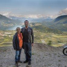 Anna & Yusef: la regista Cinzia Torrini e Adel Bencherif