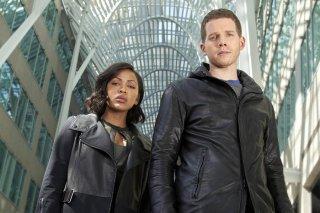 Minority Report: Meagan Good e Star Sands nella prima immagine promozionale