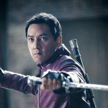 Into the Badlands: Daniel Wu in una scena della serie