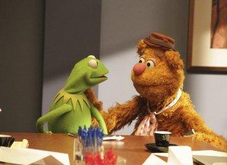The Muppets: una scena della serie