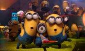 Boxoffice Italia: il trionfo dei Minions