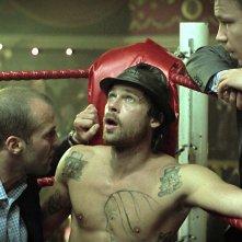 Snatch: una scena con Brad Pitt e Jason Statham