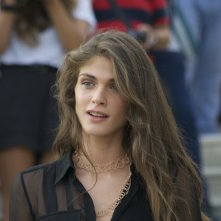 Venezia 2015: La madrina Elisa Sednaoui in un primo piano