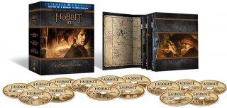 Il package della trilogia de Lo Hobbit