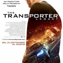 Locandina di The Transporter Legacy