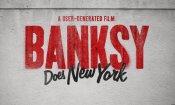 Arriva al cinema il docufilm Banksy Does New York
