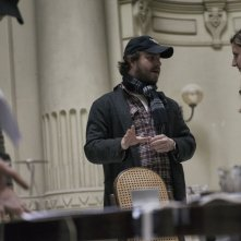 The Childhood of a Leader: il regista Brady Corbet al lavoro sul set del film