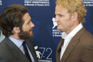 Everest: Jake Gyllenhaall e Jason Clarke al photocall di Venezia 2015