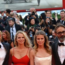 Everest: Baltasar Kormákur con Jason Clarke sul tappeto rosso di Venezia 2015