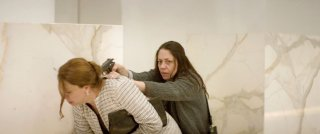Un monstruo de mil cabezas: Jana Raluy in una scena intensa del film diretto da Rodrigo Plá