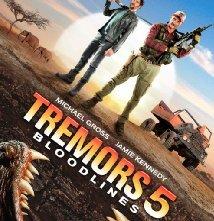 Locandina di Tremors 5: Bloodlines