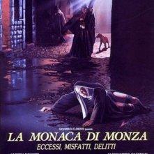 Locandina di La monaca di Monza