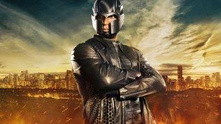 Arrow: David Ramsey in una foto promozionale della quarta stagione
