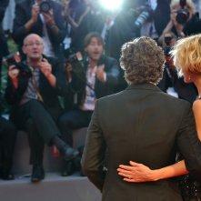 Venezia 2015: Mark Ruffalo davanti ai fotografi