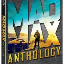 La cover di Mad Max: Anthology