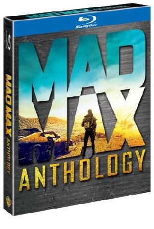La cover di Mad Max: Anthology