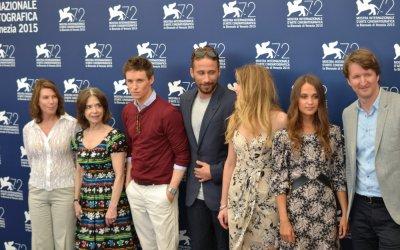 The Danish Girl: Tom Hooper, Eddie Redmayne e Alicia Vikander raccontano Lili Elbe a Venezia72