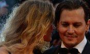 Johnny Depp a Venezia 2015: le immagini del Red Carpet di Black Mass