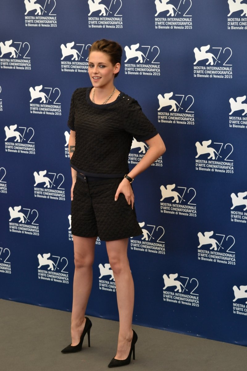 Venezia 2015: Kristen Stewart al photocall di Equals