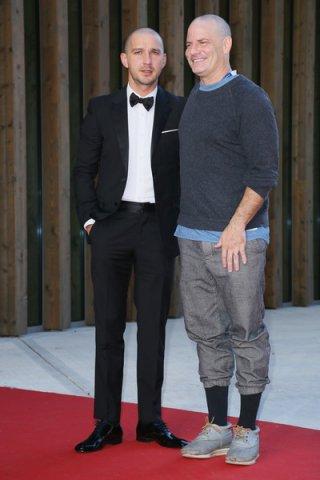 Man Down: Shia LaBeauf a Venezia col regista Dito Montiel