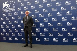 Man Down: Shia LaBeouf al photocall di Venezia 72