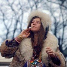 Janis: un'immagine che ritrae Janis Joplin