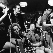 The Commitments, una scena del film