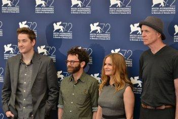 Venezia 2015: il cast del film animato Anomalisa