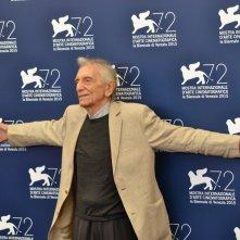 Venezia 2015: Roberto Herlitzka al photocall di Sangue del mio sangue