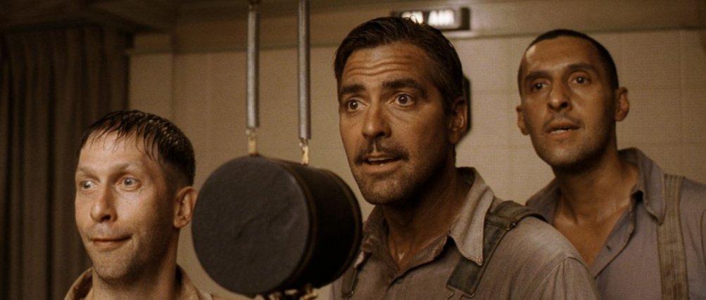 George Clooney in Fratello, dove sei?