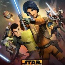 Star Wars Rebels: il manifesto della seconda stagione