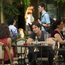 The Vampire Diaries: Ian Somerhalder in una scena della premiere della settima stagione