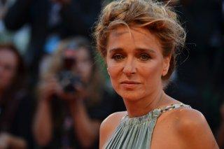 Venezia 2015: Valeria Golino sul red carpet di Per amor vostro