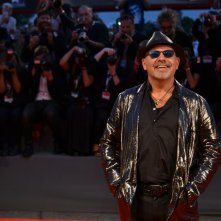 Venezia 2015: Vasco rossi sul red carpet di Il decalogo di Vasco
